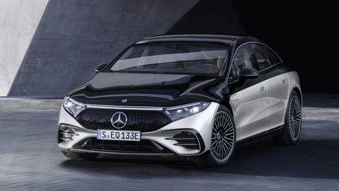Toto je najluxusnejší elektromobil sveta. Privítajte Mercedes-EQ EQS