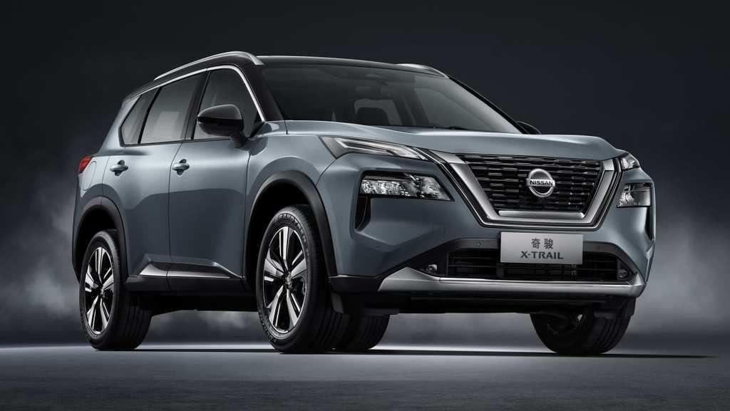 Nový Nissan X-Trail 2022