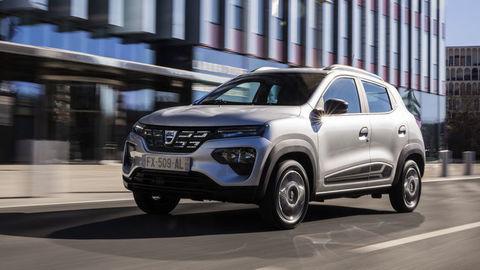 Ľudový elektromobil Dacia Spring je v predaji už aj na Slovensku. Poznáme cenu a výbavu