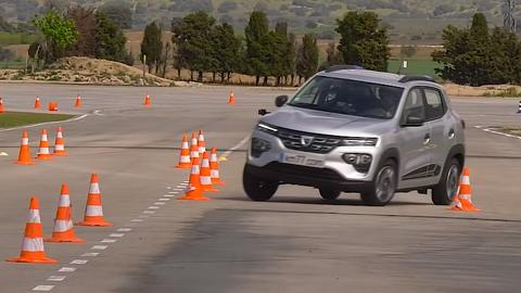 Dacia Spring v losom teste prekvapila! (VIDEO)
