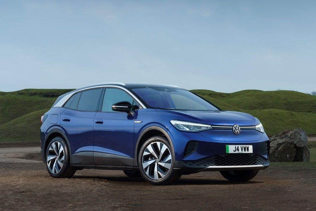 VW iD.4 svetové auto roka 2021 WCOTY