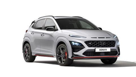 Hyundai Kona N 2021 podrobne: Z mesta rovno na pretekársky okruh