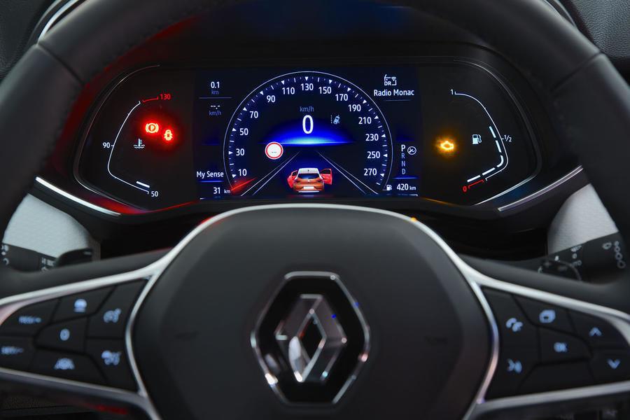 Dacia a Renault 180 km/h