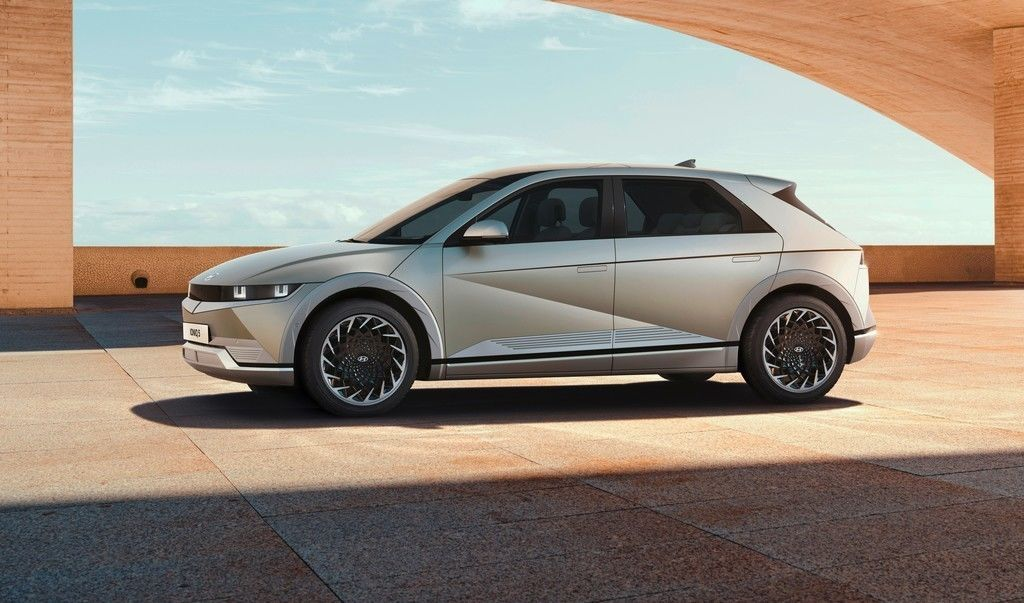 Hyundai IONIQ 5 cenník 2021