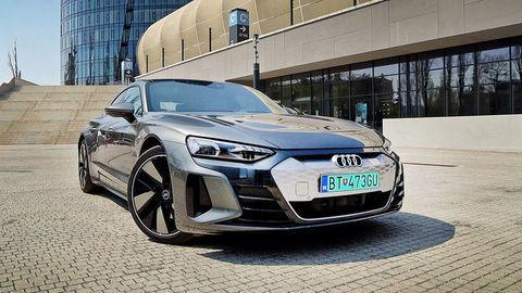 VIDEOTEST Audi e-tron GT quattro: Dokonalý elektrický superšport!