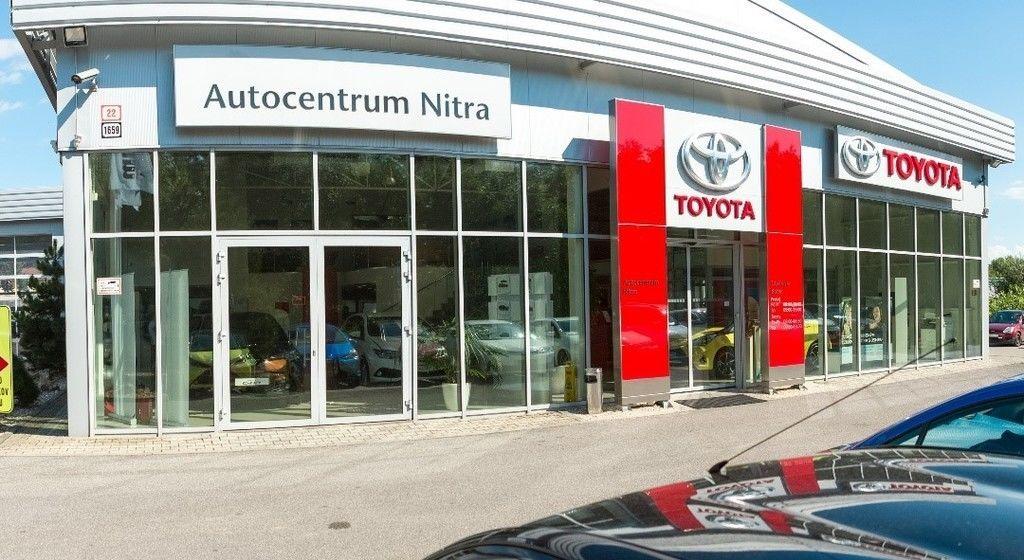 Toyota Nitra