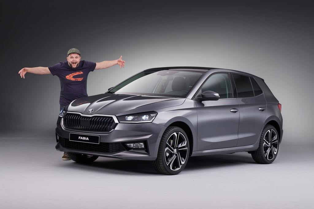 Nová Škoda Fabia 2021 premiéra