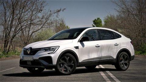 JAZDA Renault Arkana 140 TCe 2021: SUV-kupé kompromis pre masy (VIDEO)