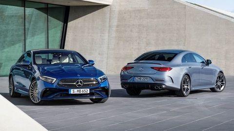 Mercedes-Benz spúšťa predaj modernizovaného CLS