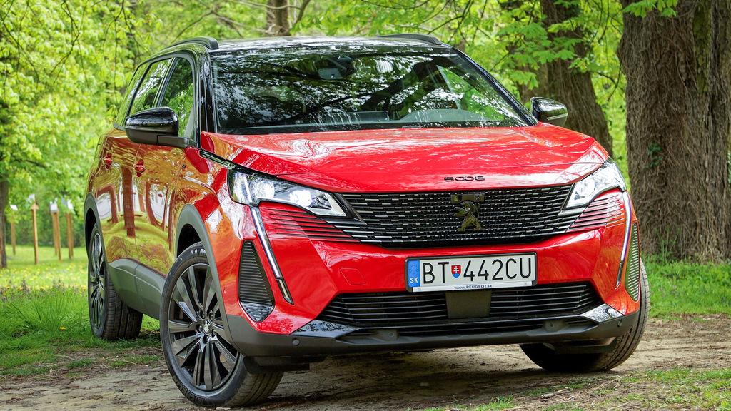 VIDEOTEST Peugeot 5008 facelift 2.0 BlueHDi: Zachoval naftový dvojliter