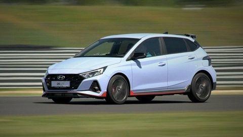 JAZDA Hyundai i20 N 2021: Poctivé baby N-ko! Poznáme tiež ceny a výbavu (VIDEO)