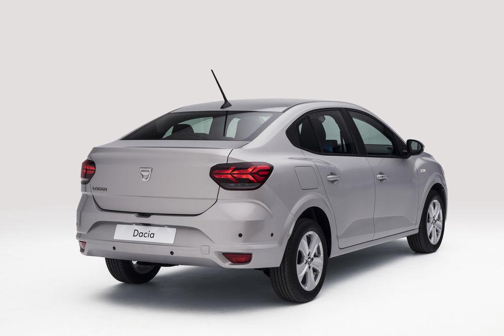 Dacia Logan 2021 cennik