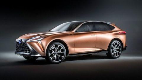 Lexus chystá nové luxusné 8-miestne SUV