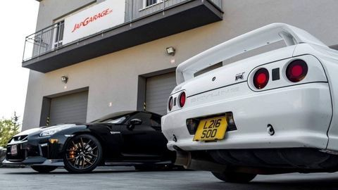 """JapGarage: """"Japonské autá majú hlavu a pätu a ich technika je ešte aj pekná"""" (VIDEOŠPECIÁL)"""
