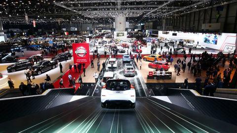 Ženevský autosalón sa v roku 2022 vráti!