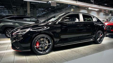 Vylepšený Hyundai i30 N už schádza z výrobných liniek