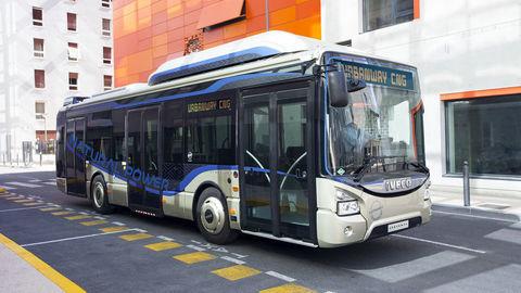 VMartine budú jazdiť autobusy IVECO na CNG