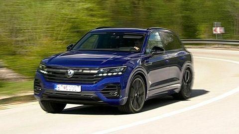 """VIDETOTEST Volkswagen Touareg R 2021: """"Eko"""" R-ko poháňa 340 hybridných kilowattov"""