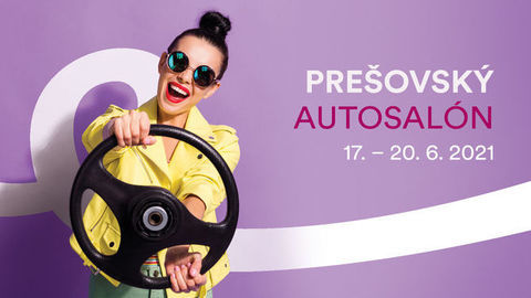 Prešovský autosalón 2021: Výstava automobilov opäť na východe Slovenska
