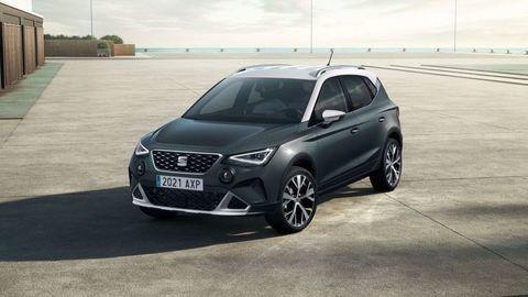 Faceliftovaný SEAT Arona 2021 je v predaji. Poznáme ceny, výbavy a motorizácie
