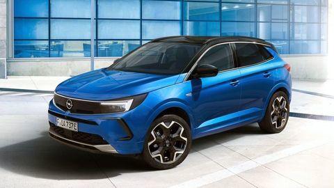 Opel Grandland facelift 2021: Nový dizajnový jazyk aj pre kompaktné SUV