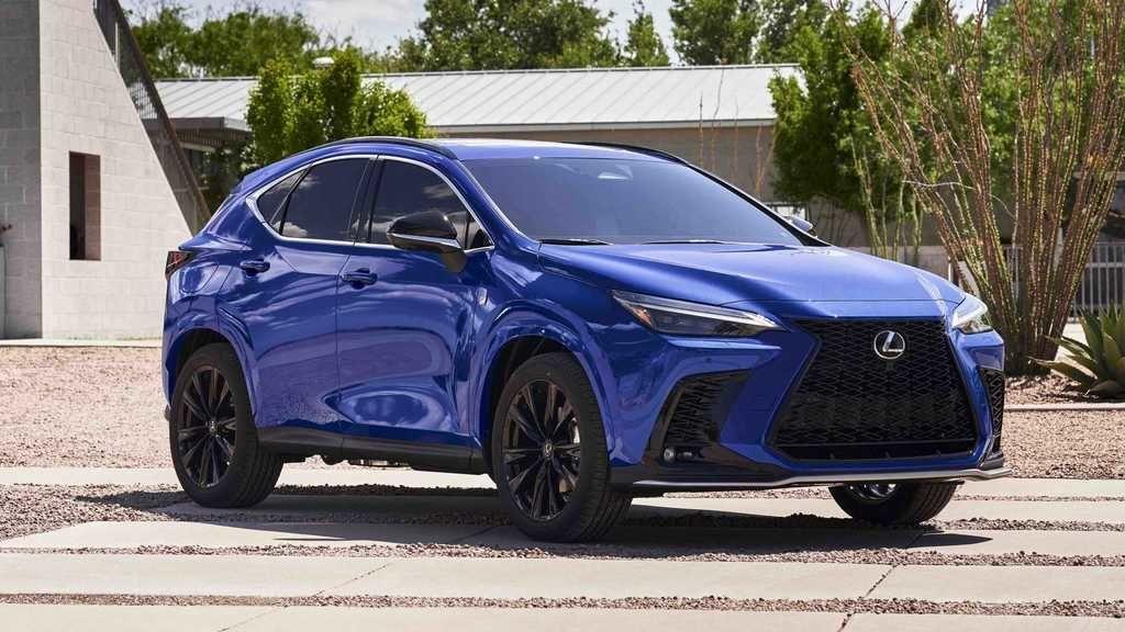 Nový Lexus NX oficiálne: Stojí na novej platforme a prichádza aj ako plug-in hybrid