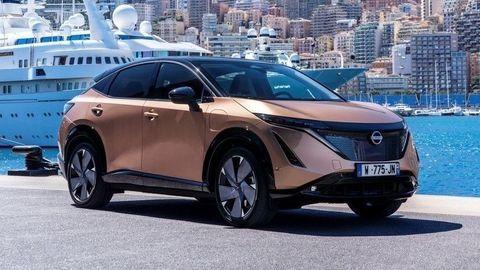 Nissan Ariya sa predvádzal v Monaku. Toto o ňom zatiaľ vieme (VIDEO)