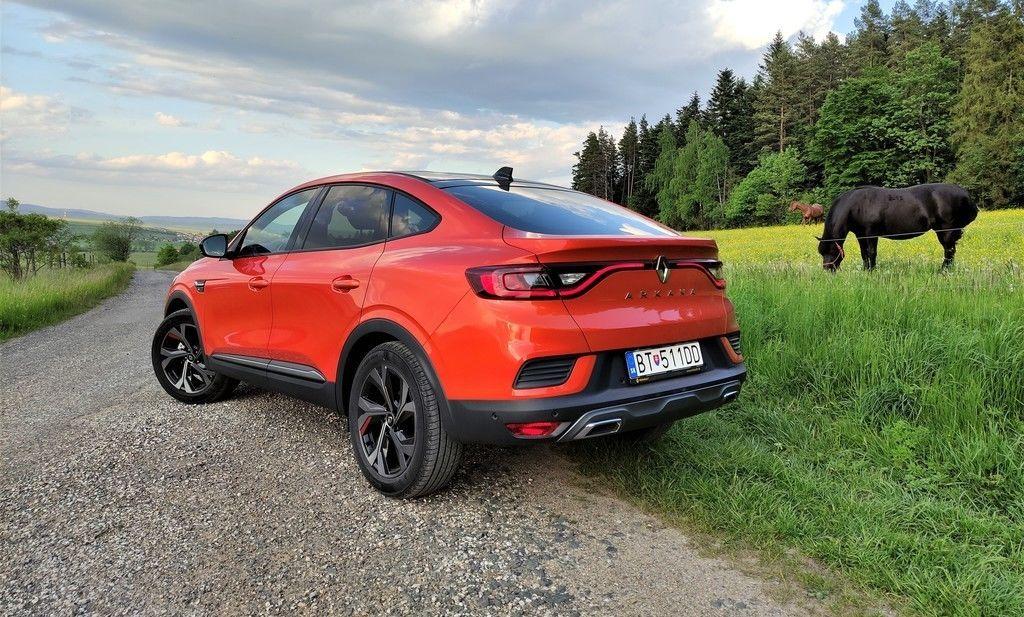 Renault Arkana test