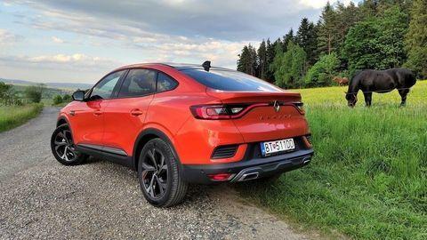 TEST Renault Arkana TCe 140: Trefa do čierneho alebo auto plné kompromisov?