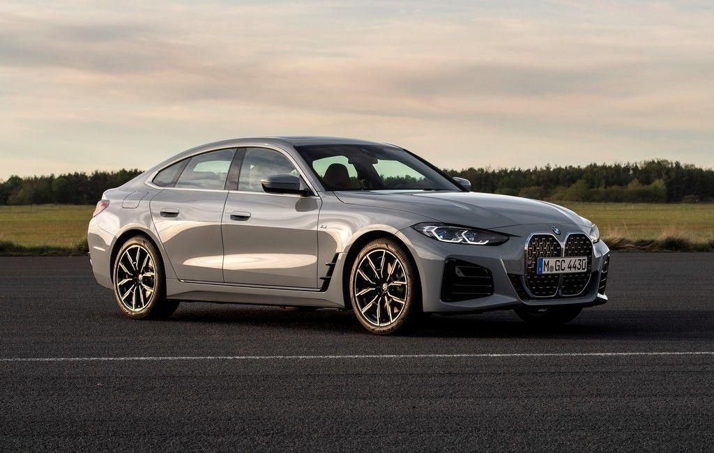 BMW 4 Gran Coupé 2022