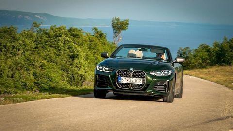 Čo potrebujete na prejazd hraníc do Chorvatska a BMW M440i Cabriolet 2021 (VIDEO)