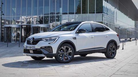PRVÁ JAZDA Renault Arkana 1.6 E-Tech Hybrid: Nečakane lepšia voľba