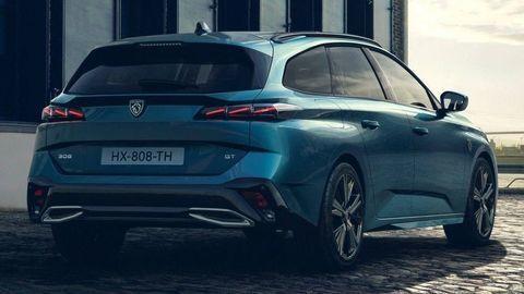 """Nový Peugeot 308 SW oficiálne: Dizajnová """"topka"""" so 600-litrovým kufrom"""