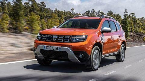 Dacia Duster facelift 2021: Osviežený dizajn dopĺňa modernejšia technika a prevodovka EDC