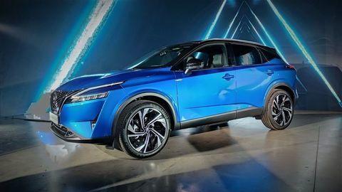 Nový Nissan Qashqai 2021 naživo: Má parádny interiér a inovatívny pohon e-Power (VIDEO)