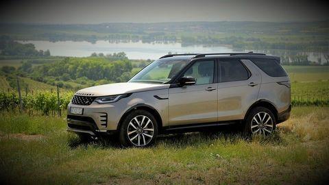 VIDEOTEST Land Rover Discovery D250 2021: Nový naftový šesťvalec, krajší interiér a vylepšené sedenie vzadu