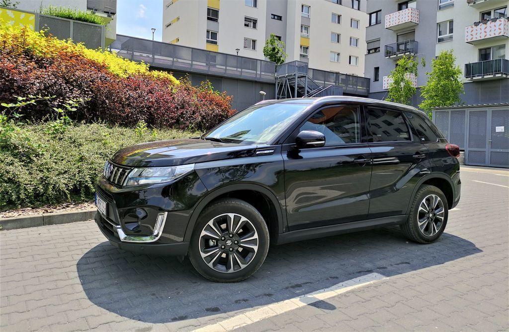 Suzuki Vitara 2021 test automat