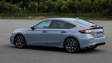 Honda predstavuje nový Civic hatchback 2022. V Európe si naň ešte počkáme