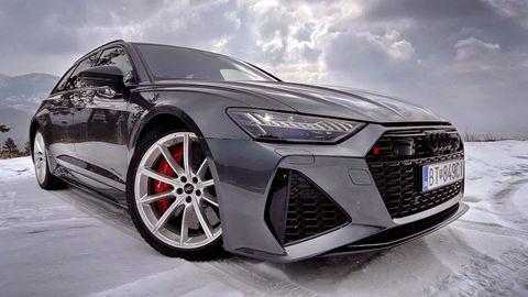 TEST Audi RS6 Avant 2021: Rodinná beštia