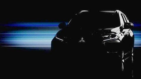 Nový Mitsubishi Pajero Sport pred premiérou