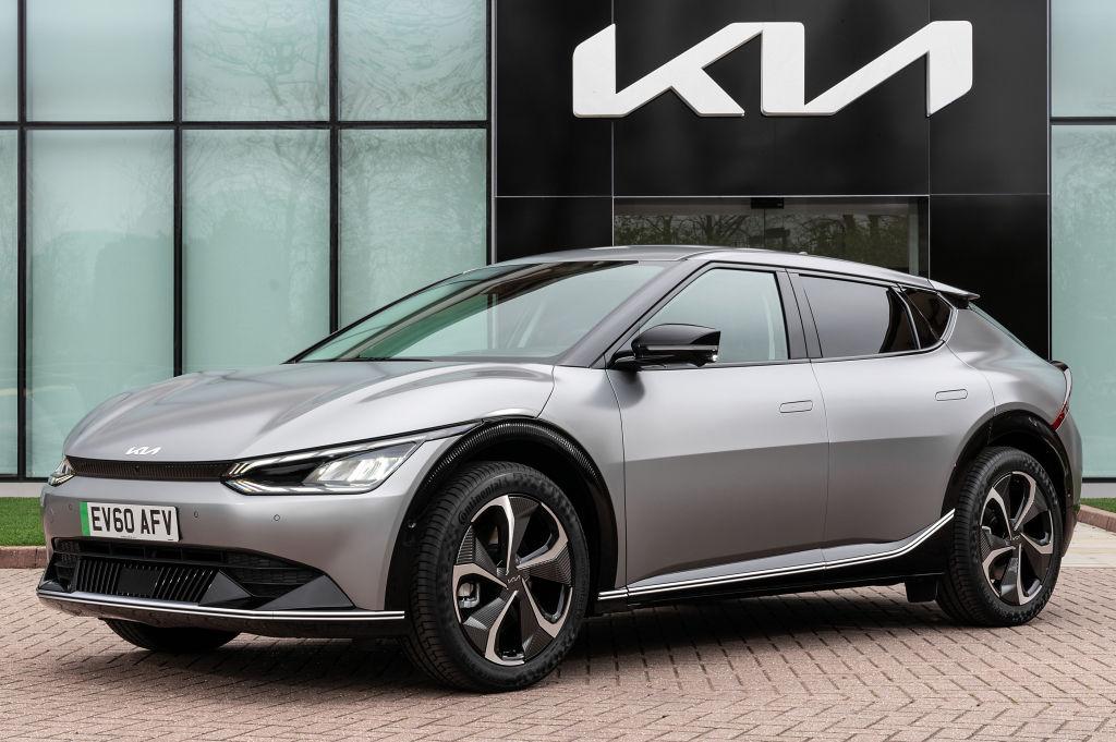 Kia EV6 cennik 2021
