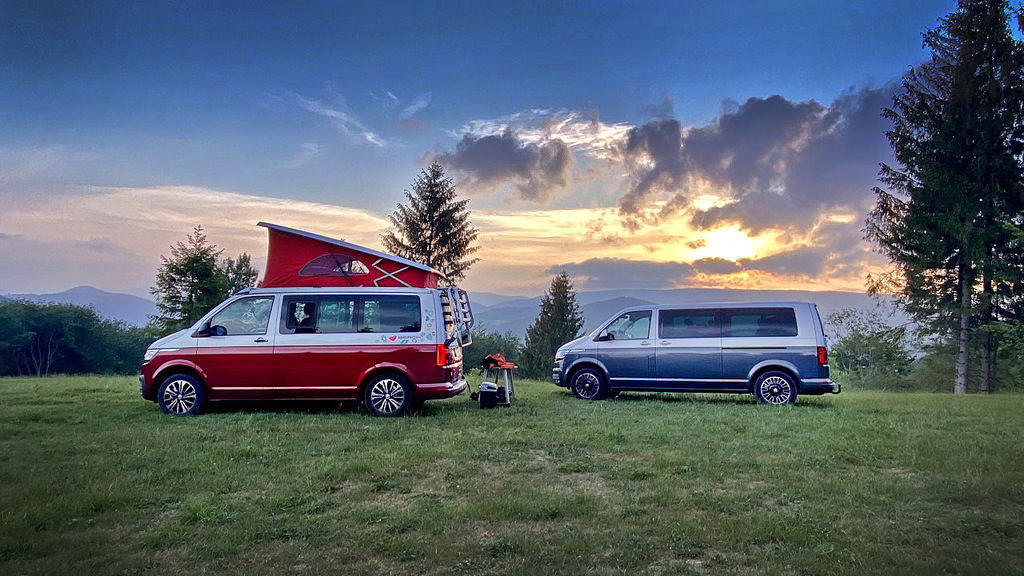VW California TEST