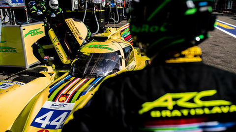 ARC Bratislava na 24h Le Mans s dvoma Slovákmi v posádke