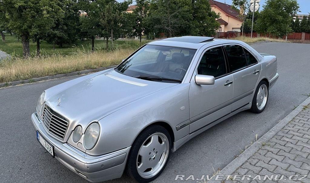 Mercedes Benz E420 Karel Gott
