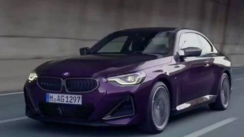 Thumb 2022 bmw 2 series coupe g42 leaks ahead of goodwood fos debut 1