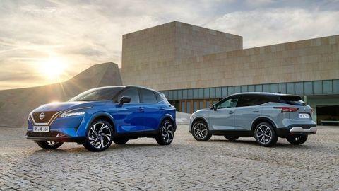 Nový Nissan Qashqai je v predpredaji už aj na Slovensku. Toto sú prvé ceny a paleta motorizácií