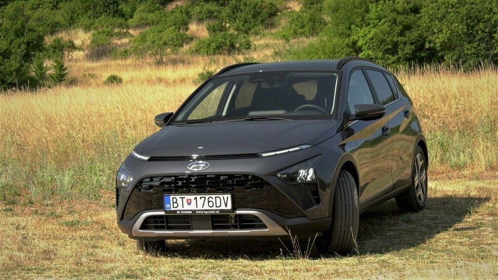 Hyundai Bayon prva jazda test