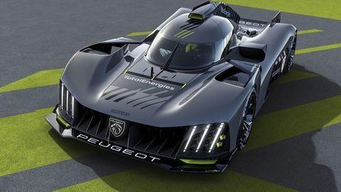 Peugeot odhalil nový 9X8 Hypercar. V roku 2022 ho nasadí do vrcholových pretekov