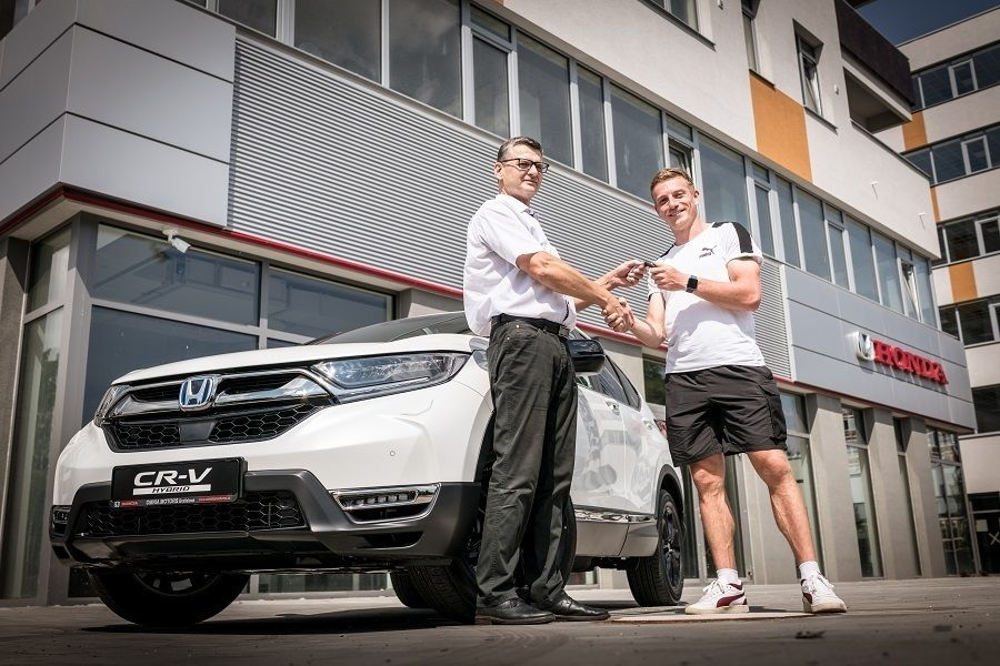 Honda CR-V Jan Volko