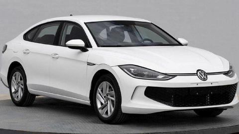 """Toto je nový Volkswagen Lamando 2022 na """"uniknutých"""" záberoch z Číny"""